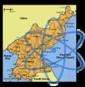 Corea del Norte y armas de destrucción masiva