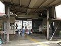 Nankai Shiomibashi Station ticket gate - panoramio.jpg