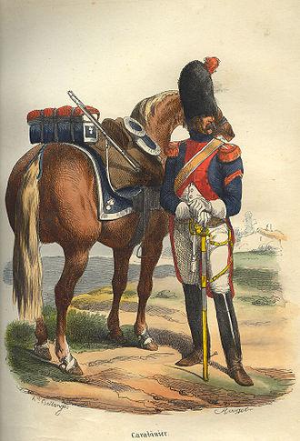 Carabinier - Napoleon Carabinier of 1810