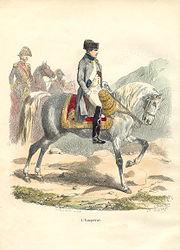 Napoleon by Bellange
