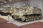 Nashorn '131 red' – Patriot Museum, Kubinka (26518901069).jpg