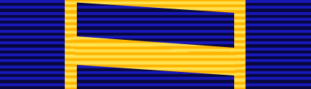 National Security Medal Ribbon