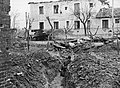 Nationalist trench in the Escorial, January 1937.jpg