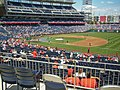 Nationals Park from the 1st base line.jpg