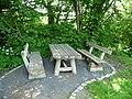 Naturdenkmal Hasequelle Wellingholzhausen Melle -Bank- Datei 1.jpg