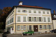 Herigoyen-Bau Ehemaliges Müller-Palais heute: Württembergisches Palais (Quelle: Wikimedia)