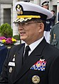 Navy (ROKN) Vice Admiral Won Tae-ho 해군중장 원태호 (MND welcome for GEN Scaparrotti (8) 10150345086 593ea8c9f4 o).jpg