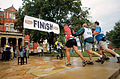Navy triathletes at the Finish Line.jpg