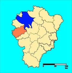 Nekouzsky District - Image: Nekouzsky District, Yaraslavl
