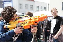 Nerf Blaster Wikipedia