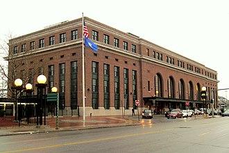 Union Station (New Haven) - New Haven Union Station in December 2016