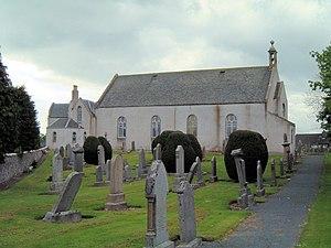 Newmachar - Newmachar church