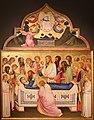 Niccolò di pietro gerini, Dormitio e Assunzione della Vergine, 1370-75 circa (parma, gn) 02.jpg