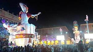Nice Carnival - Image: Nice Parade