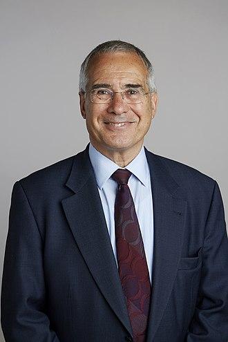 Nicholas Stern, Baron Stern of Brentford - Stern in 2014