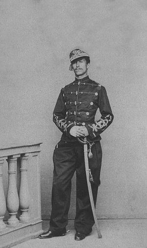 Nicolae Dunca - Nicolae Dunca during the American Civil War