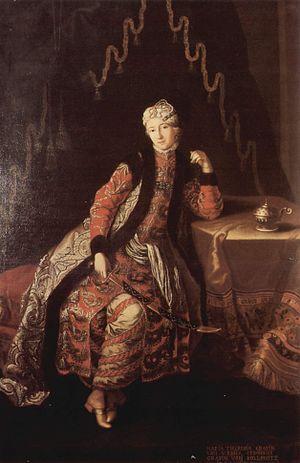 Jean-Baptiste Tavernier - Portrait of Jean-Baptiste Tavernier by Nicolas de Largillière (c. 1700).