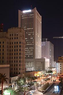 Downtown Phoenix Wikipedia