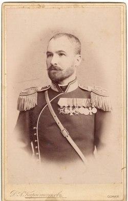 Резултат с изображение за генерал-майор Генев