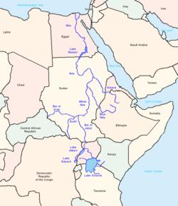 Нил — Википедия