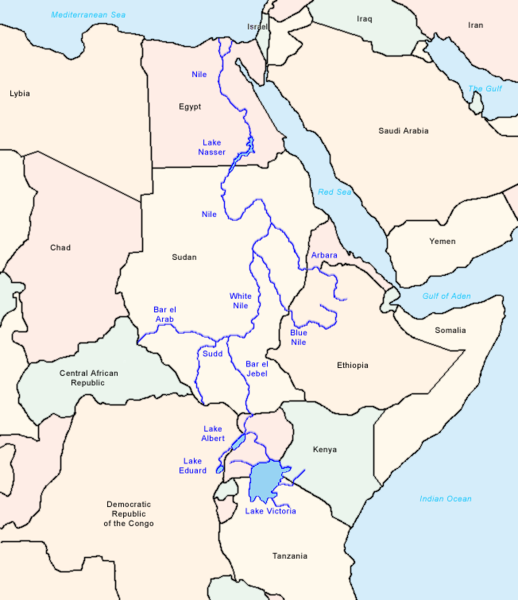 Nile River Facts  Diego