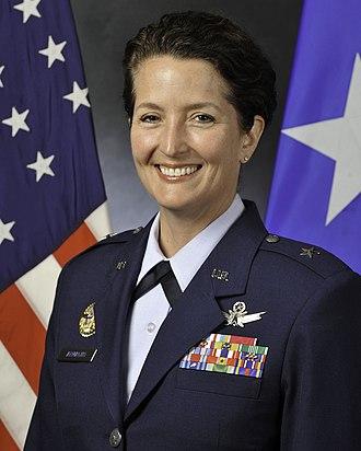 Nina M. Armagno - Major General Nina M. Armagno