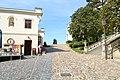 Nitra - Nitriansky hrad - južné nádvorie.jpg