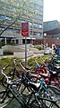 No bicycle parking sign being defied at the UMCG, Groningen (2019) 02.jpg