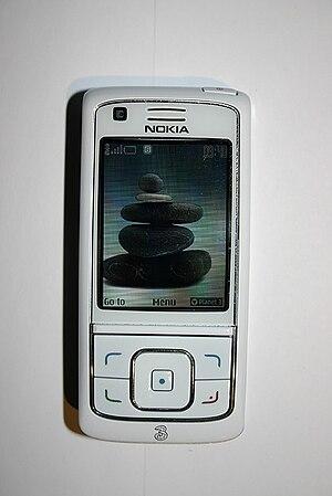 Nokia 6280 Series