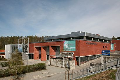 How to get to Norsk Teknisk Museum with public transit - About the place