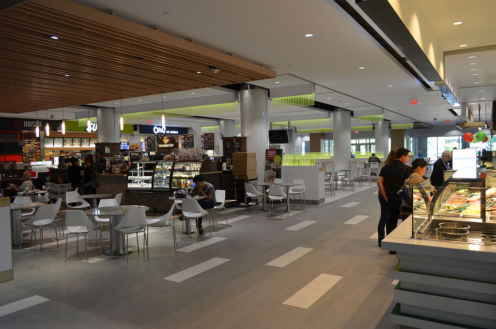 Commercial Food Court Furniture