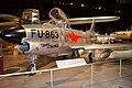 North American F-86D Sabre LFrontSide Cold War NMUSAF 26Sep09 (14413583549).jpg