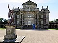 North front of Seaton Delaval Hall (geograph 5614556).jpg