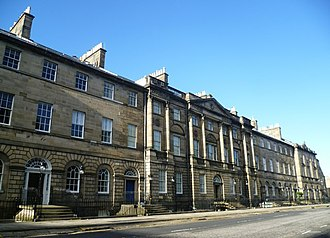 Scottish Government - Bute House, the official residence of the First Minister of Scotland.