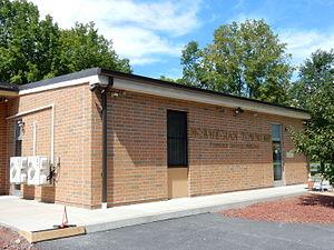 Norwegian Township, Schuylkill County, Pennsylvania - Norwegian Township Municipal Office in Marlin.
