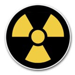 United Nations Security Council Resolution 20 - Image: Nuclear symbol