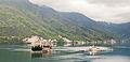 Nuestra Señora de las Rocas y Monasterio de San Jorge, Perast, Bahía de Kotor, Montenegro, 2014-04-19, DD 17.JPG