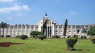Government of Odisha - Secretariat of Odisha, Bhubaneswar