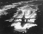 OS2U Kingfisher returns to USS Quincy (CA-71) c1944.jpg