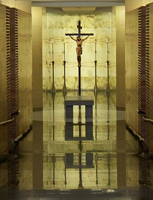 Cathedral of Christ the Light (Oakland, California) - Cathedral crypt