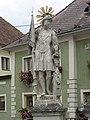 Oberzeiring - Pestsäule - hl Florian.jpg
