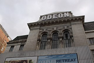 former cinema in London, England