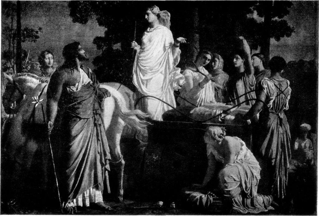 story of athena and odysseus relationship