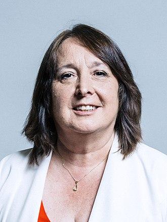 Christine Jardine - Official Parliamentary portrait, June 2017