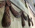 Ohio Stadium (Columbus, Ohio) - decorative tassel ornaments on original exterior 2.jpg