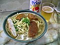 Okinawa soba and Orion beer.jpg