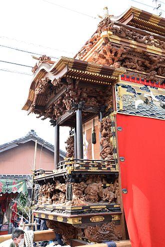 Handa, Aichi - Okkawa Festival