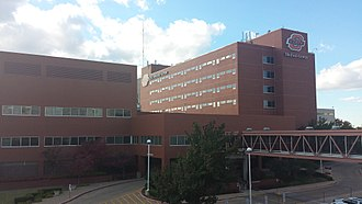 Oklahoma State University Medical Center - Image: Oklahoma State University Medical Center