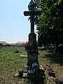 Old Cemetery, Németh-Stádlmayer cross, 2019 Devecser.jpg