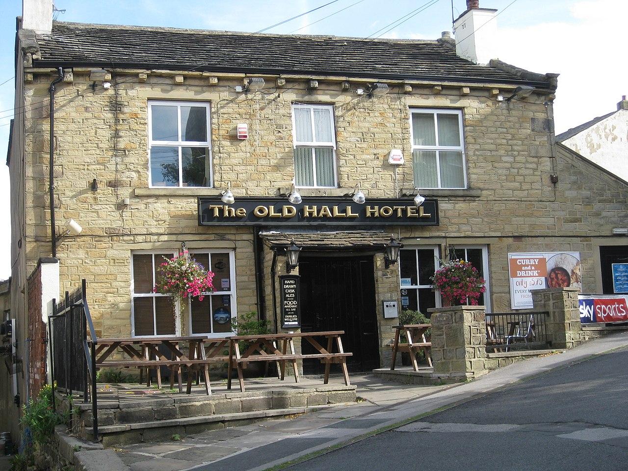Old Hall Hotel Farsley
